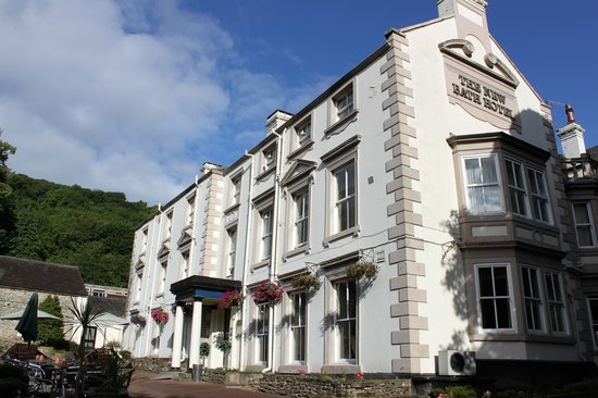 New Bath Hotel: Brook New Bath Exterior