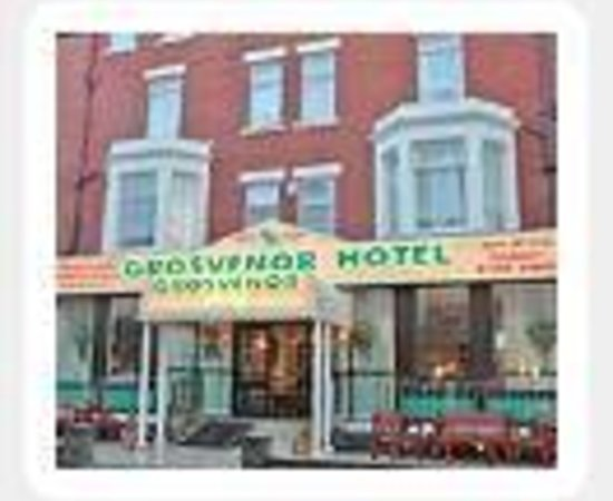 Grosvenor Hotel (Blackpool, England) - Hotel Reviews ...
