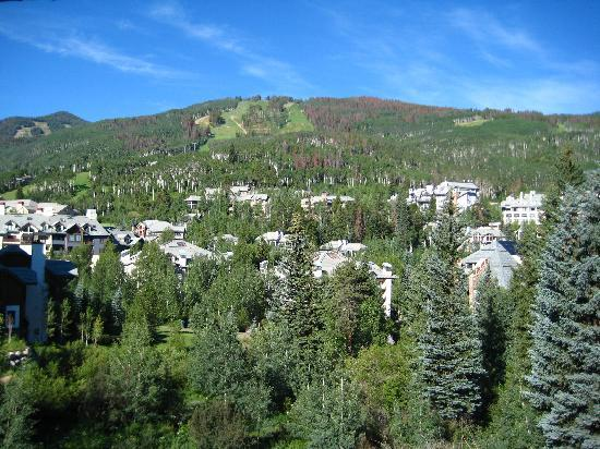 The Charter at Beaver Creek: scenery from our room