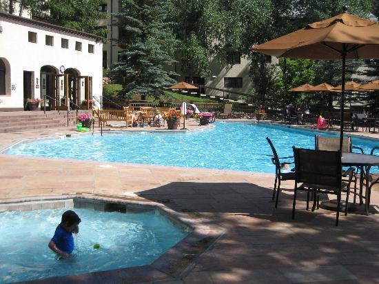 The Charter at Beaver Creek: pool