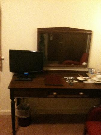 The Dartmoor Lodge: LCD TV