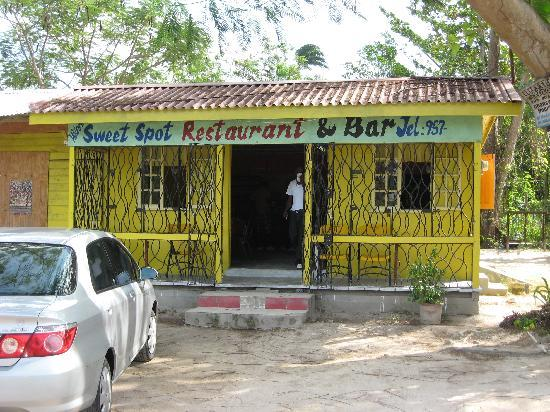SuperClubs Rooms on the Beach Negril: Sweet Spot