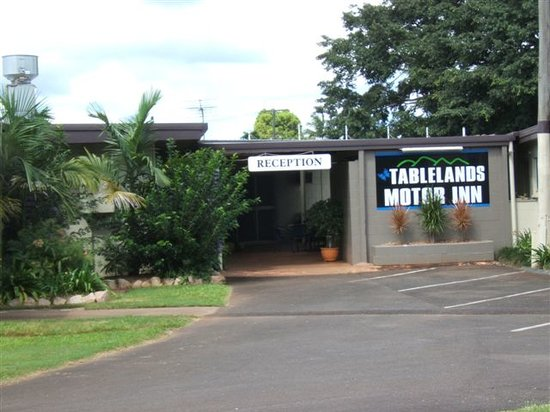 Tablelands Motor Inn: You're very welcome at our quiet motel