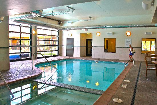 Holiday Inn Steamboat Springs: Brand new indoor pool &amp; hot tub