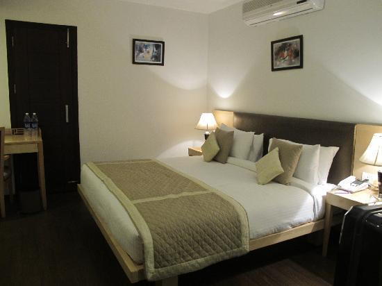 Hotel Africa Avenue: Double room