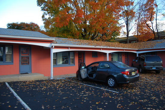 Garden Park Motel