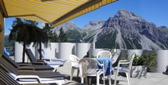 Photo of Hotel Streiff Arosa