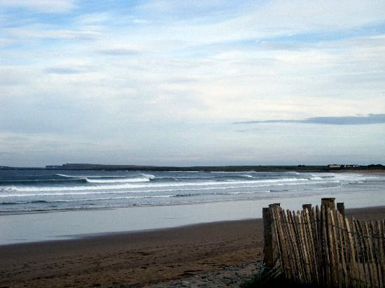 West Coast Lodge: Droughmore Beach
