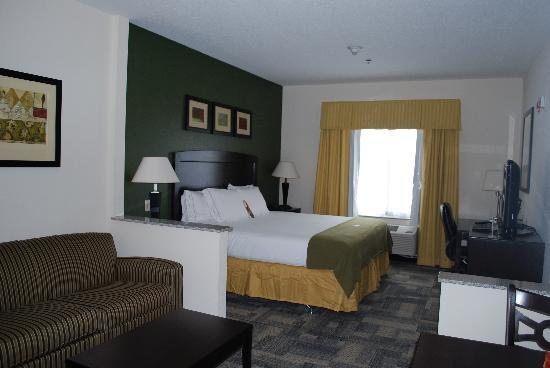 Holiday Inn Express Hotels And Suites Pekin: Brand new guest rooms