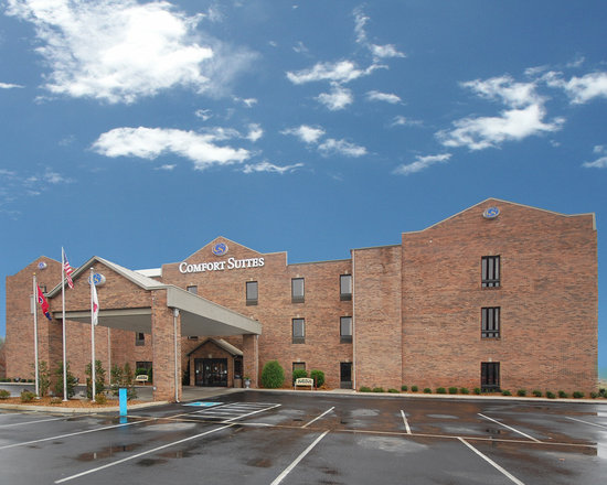 Comfort Suites in Crossville, TN