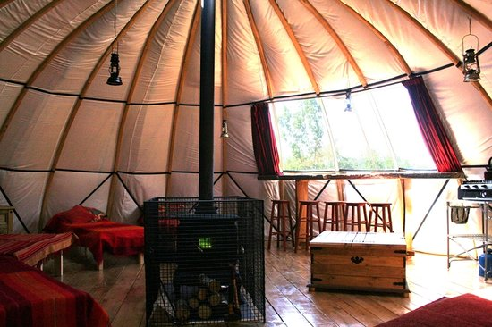 Larkhill Tipis