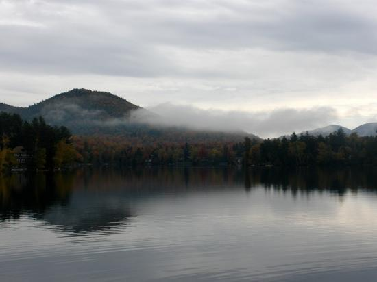 Lake Placid, État de New York : Mirror lake
