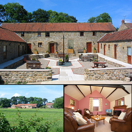 Rawcliffe House Farm Holiday Cottages and Bed & Breakfast
