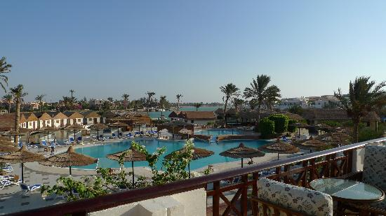 Panorama Bungalows Resort El Gouna: Вся территория