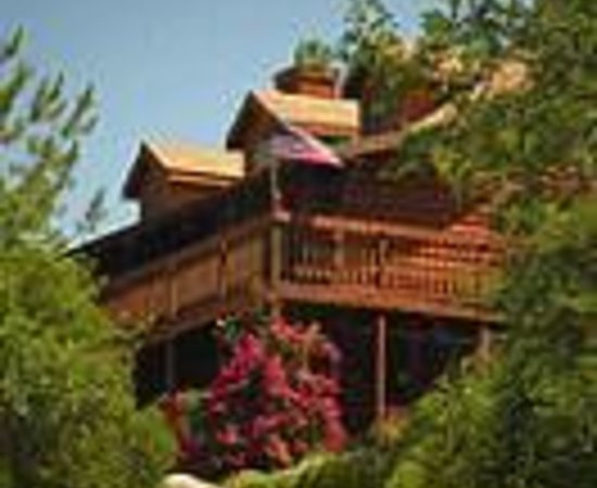 The Log House Lodge Thumbnail