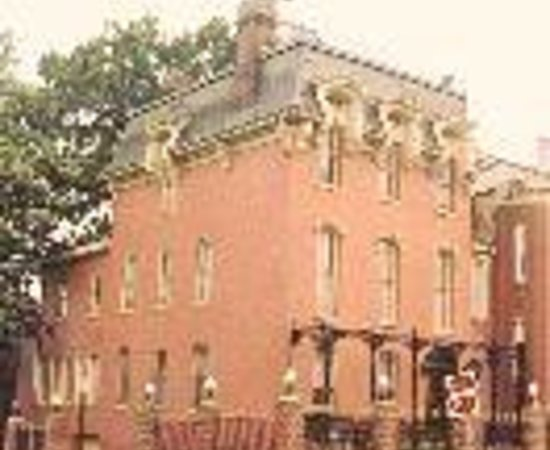 Mt Vernon Square Bed And Breakfast Reviews