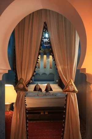 Riad Mur Akush: A magical room....