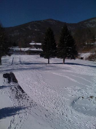 Maggie Valley Club & Resort: great for sledding