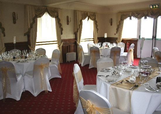 Northop Hall Country House Hotel: Garden Suite
