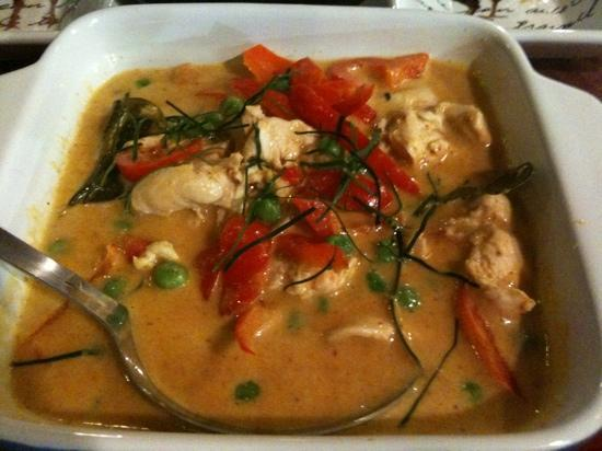 panang curry with chicken panang curry with chicken panang chicken ...