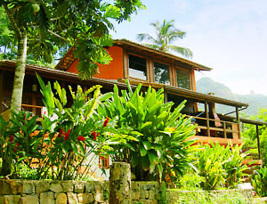 Pousada Tagomago Beach Lodge