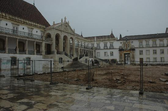 Coimbra attractions