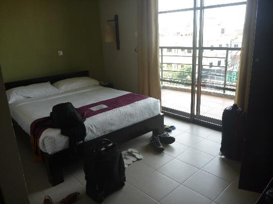 Hotel Cara: Our room