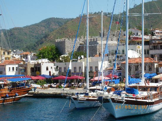 Candan Club Hotel: Harbour Marmaris