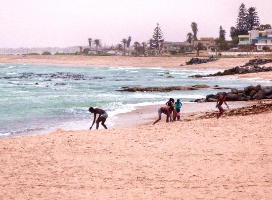 Swakopmund, Namibia: The beach