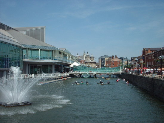 Kingston-upon-Hull, UK : Prince Quay (Shopping Centre) 