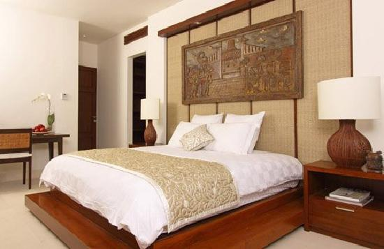 Ungasan, Indonesia: Villa Angin Laut - Master Bedroom