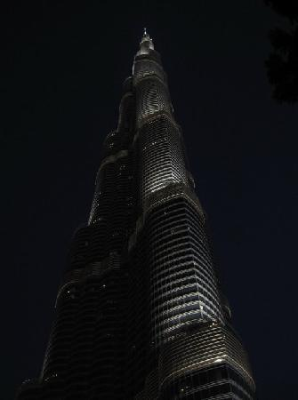 Armani Hotel Dubai: The photo that started it all off!