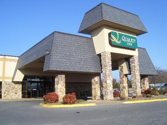 Quality Inn Shenandoah Valley: Entrance