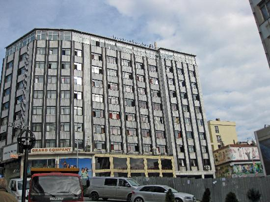 Ikbal Deluxe Hotel Istanbul