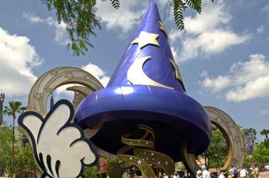 Disney World, : Disneys Hollywood Studios, Disney