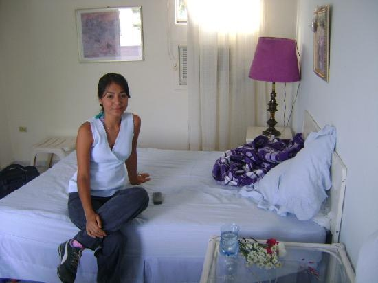 El Jardin Bed and Breakfast: diciendo adis a la habitacin