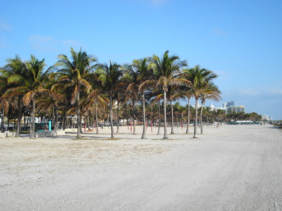 Miami Beach, FL: Strand