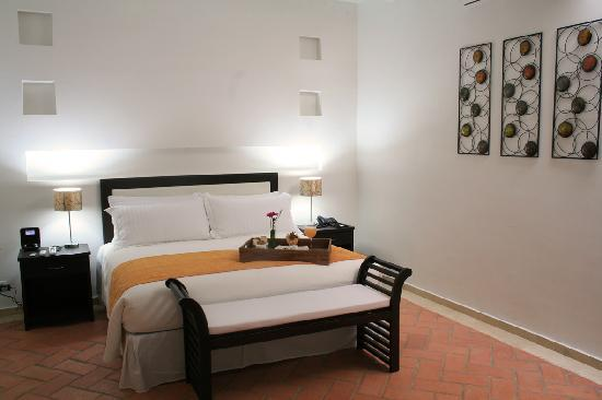 Casa Canabal Hotel Boutique: Junior Suite