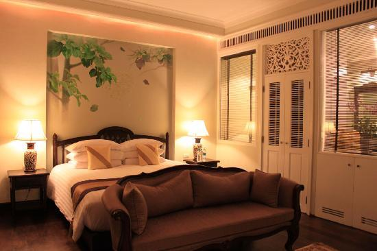 Ping Nakara Boutique Hotel & Spa: Grand Deluxe