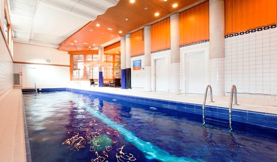 Novotel paris gare de lyon france hotel reviews for Piscine 75012