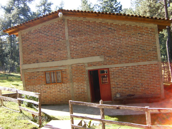 Cabanas Del Bosque