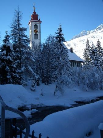 Andermatt accommodation