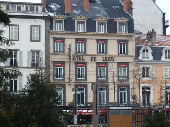 Photo of Hotel De Lyon Clermont-Ferrand