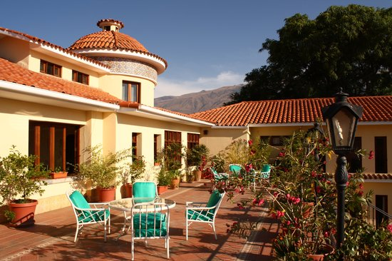 Photo of Hotel Aranjuez Cochabamba