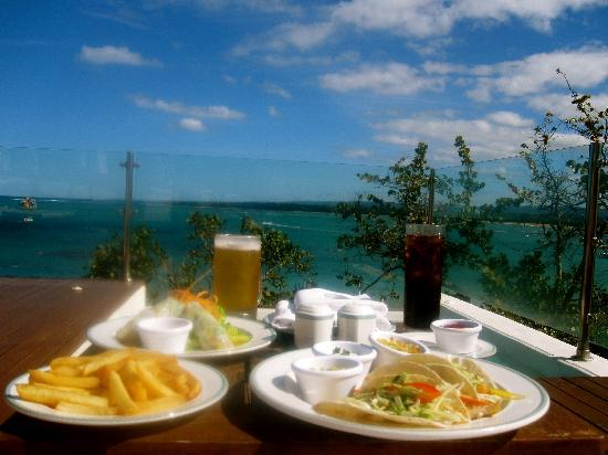 Casa Colonial Beach & Spa: Lunchtime
