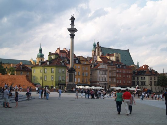 Varsovia, Polonia: Old Town
