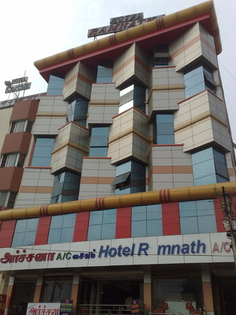 Hotel Ramanath Thanjavur