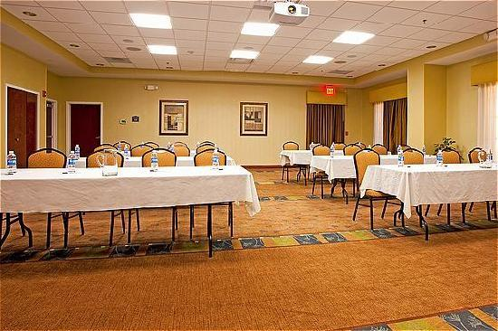 Holiday Inn Express Columbus at Northlake: Bailey Meeting Room