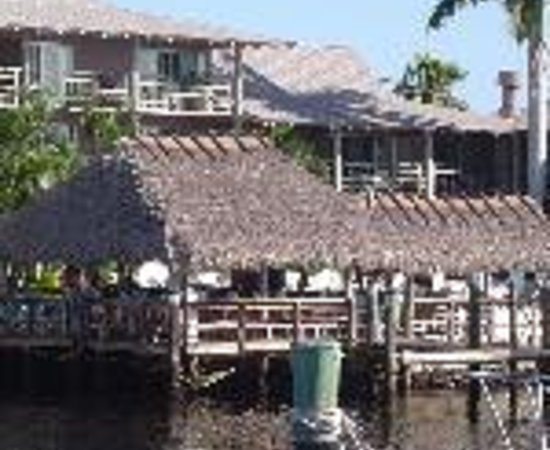 Cove Inn on Naples Bay