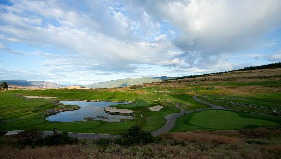Predator Ridge Resort: Predator Ridge Lodge - Golfplatz